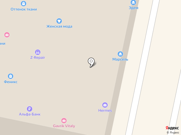 Просто бюро на карте Калуги