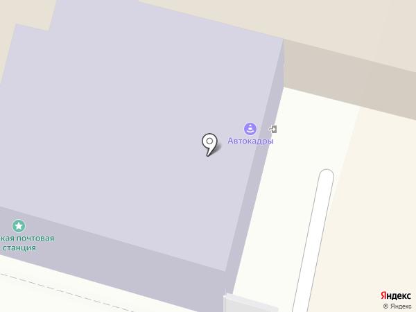 АвтоТрейд на карте Калуги