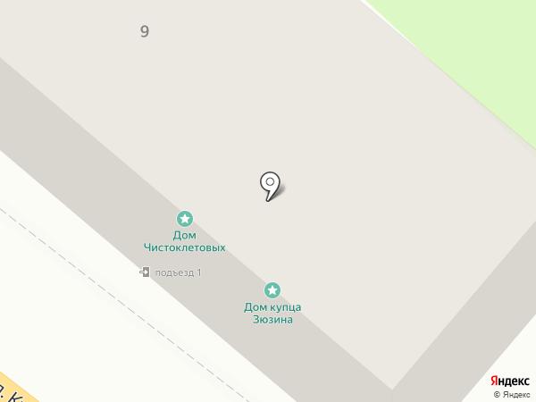 Правовое поле на карте Калуги