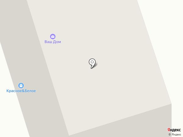 Настена на карте Калуги