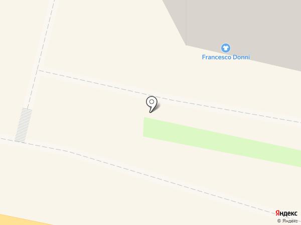 Версаль на карте Калуги