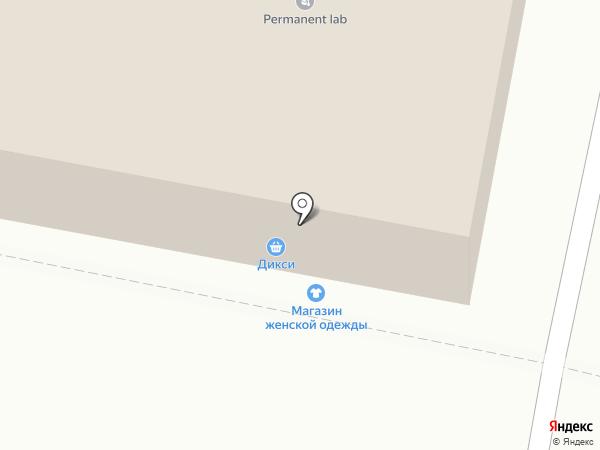 Веста-мебель на карте Калуги