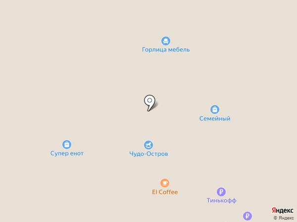 Этно арт на карте Калуги
