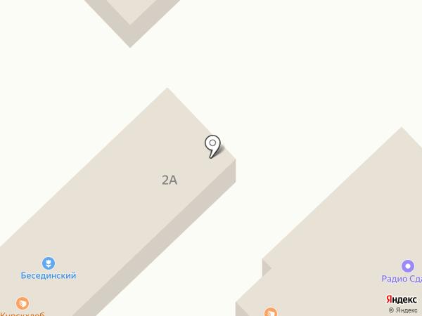 ЭВА на карте Юбилейного