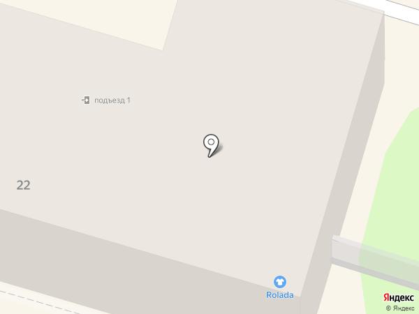 Галерея на карте Калуги