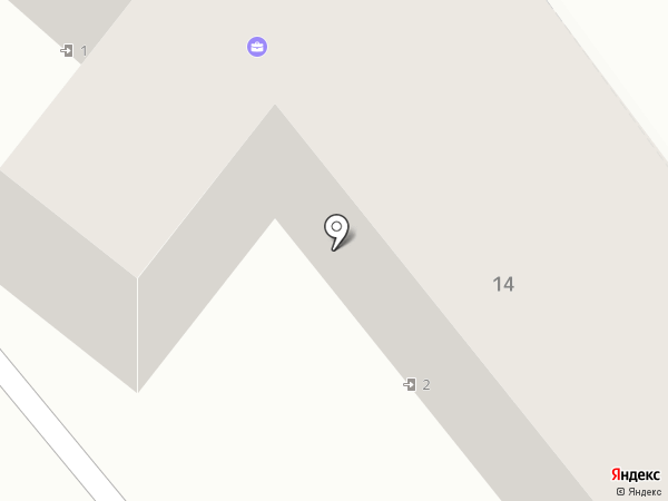 Юрист+ на карте Калуги