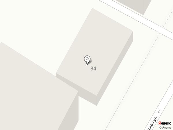Адвокатский кабинет Шугунова М.Н. на карте Калуги