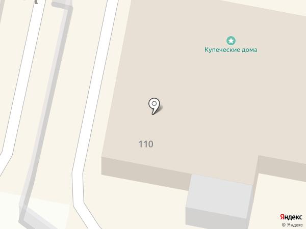Риал на карте Калуги