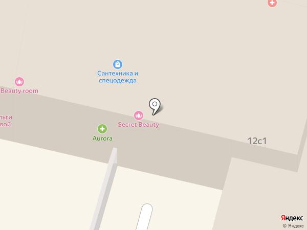 Хлебный дом M & M на карте Калуги