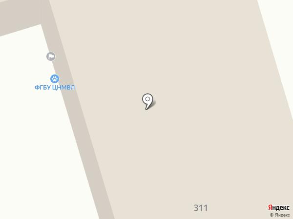 Тульская межобластная ветеринарная лаборатория на карте Калуги