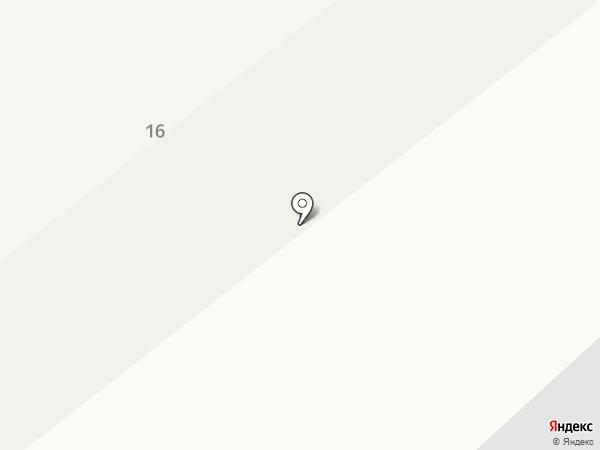 Унимаркет на карте Калуги