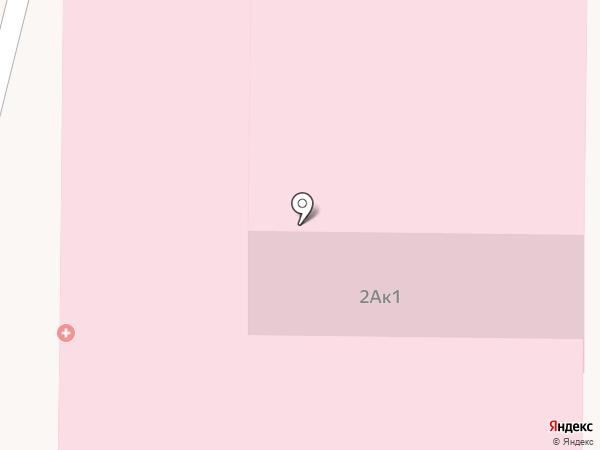 Сосновая роща на карте Калуги