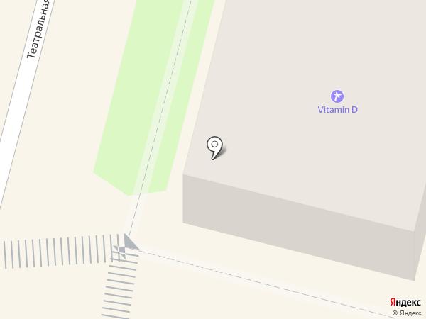 Калуга-паритет Н на карте Калуги
