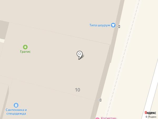 Сити Мен на карте Калуги