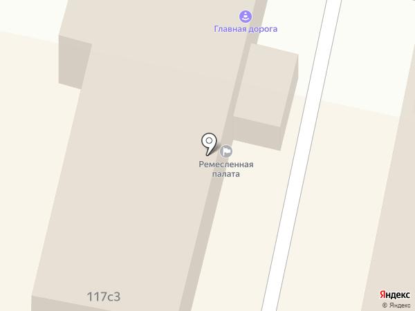 Юридическая фирма на карте Калуги
