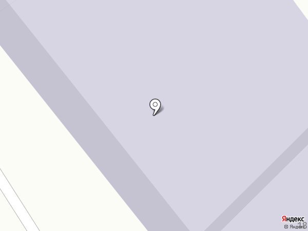 Калужская школа-интернат №1 VII вида на карте Калуги