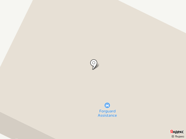 Эткар на карте Калуги