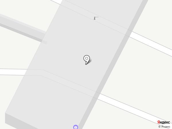 Калужская машинно-технологическая станция на карте Калуги