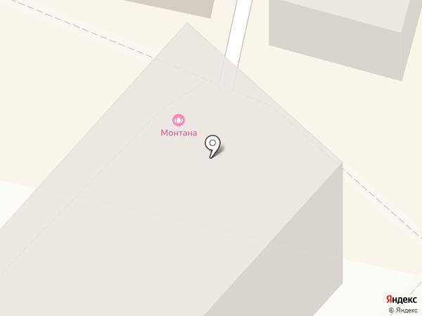 Montana beauty shop на карте Калуги