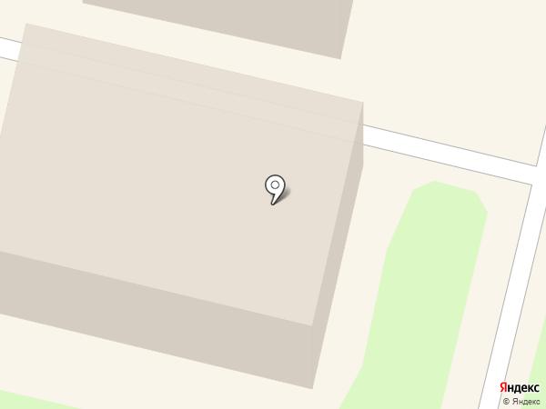 Парикмахерская для животных на карте Калуги