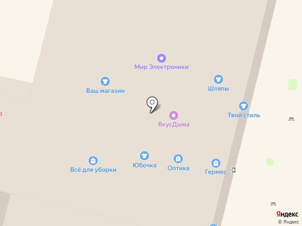 Эстет на карте Калуги