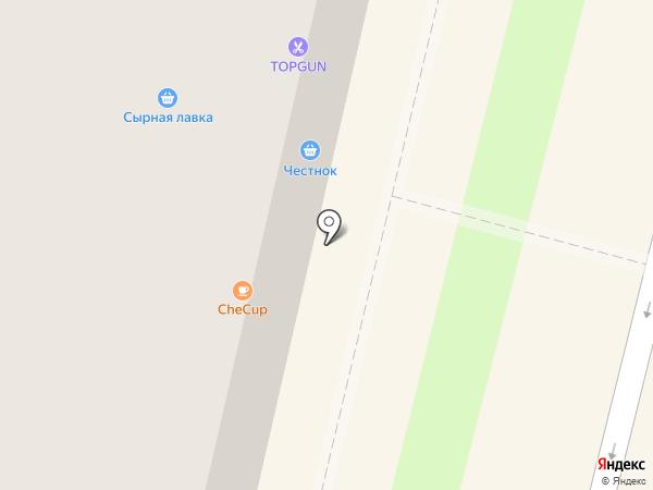 Премьера на карте Калуги