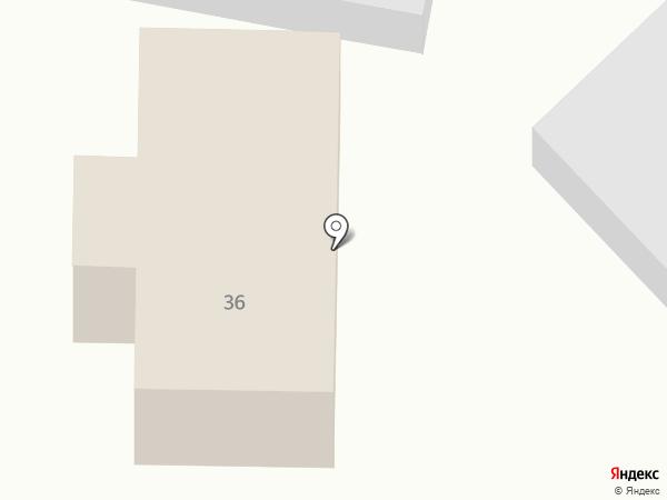 Фриролл на карте Калуги