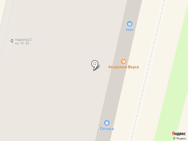 Шляпы на карте Калуги