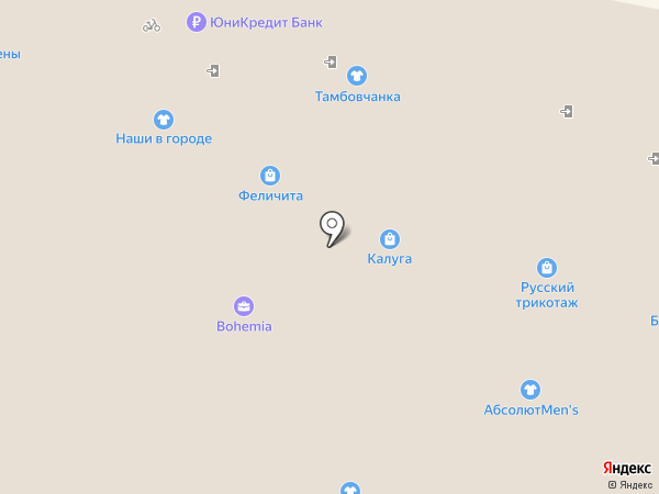 ТОМАТО на карте Калуги