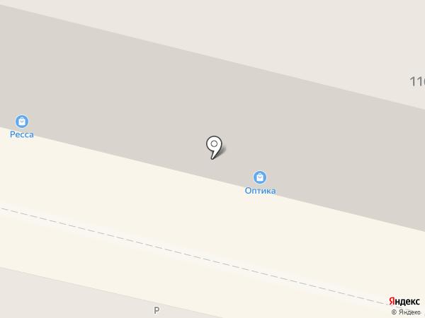 Быт-Сервис, ЗАО на карте Калуги
