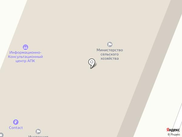 БТИ Калужской области на карте Калуги