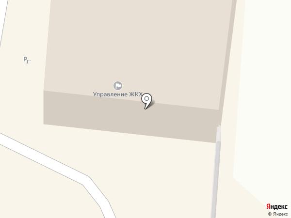 Управление ЖКХ г. Калуги на карте Калуги