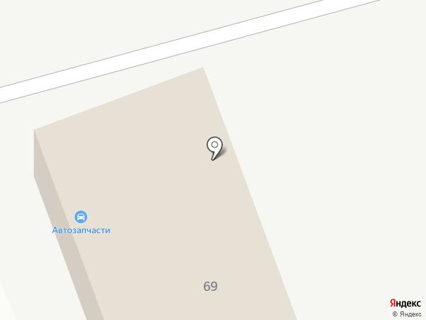 Компания услуг спецтехники на карте Курска