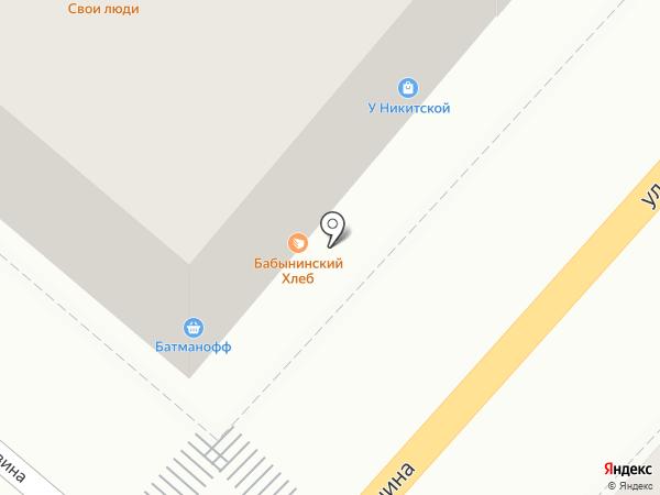 2х2 на карте Калуги