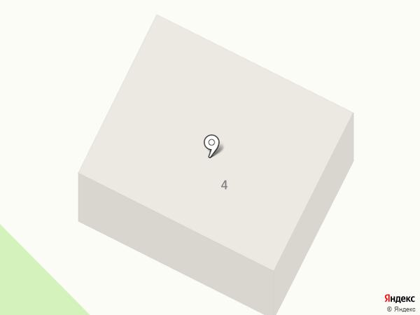 Гидрологический пост на карте Калуги