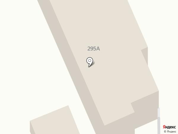 Тех-Ас на карте Калуги