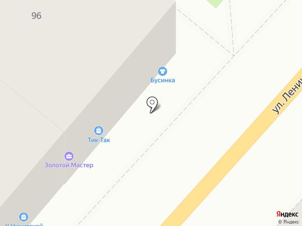 Мастерская по ремонту часов на карте Калуги