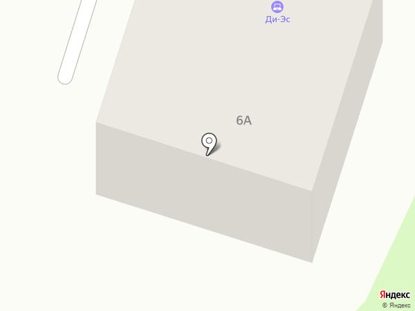 Гарант на карте Калуги