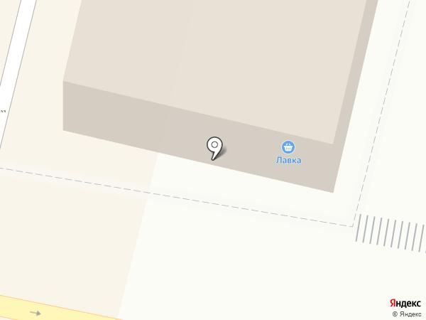 Магазин трикотажа на карте Калуги