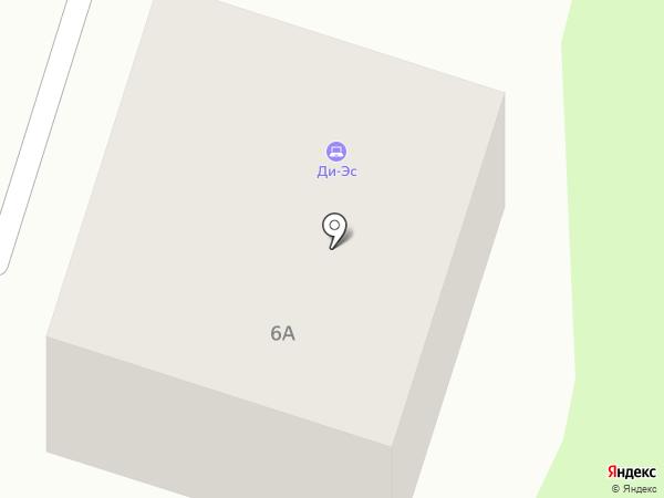 Вымпел А ПЛЮС на карте Калуги