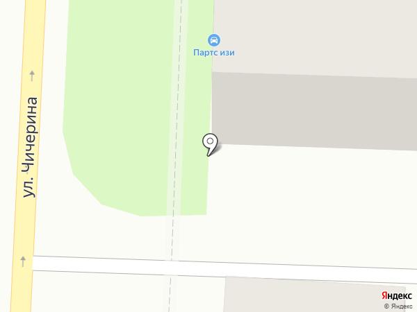 Пив-Буль на карте Калуги