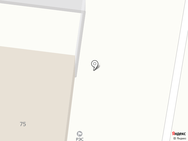 РЭС Железнодорожного округа на карте Курска