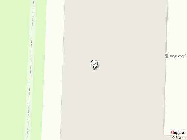 Роща на карте Калуги