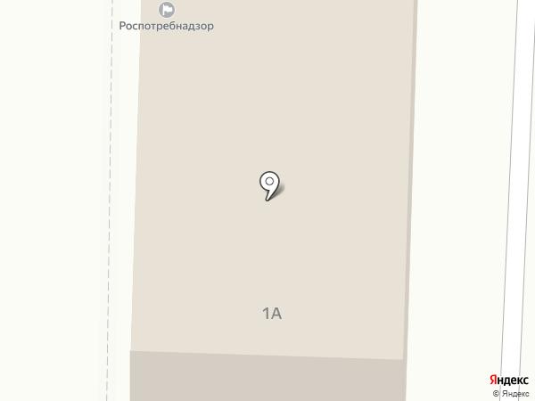 Роспотребнадзор на карте Калуги
