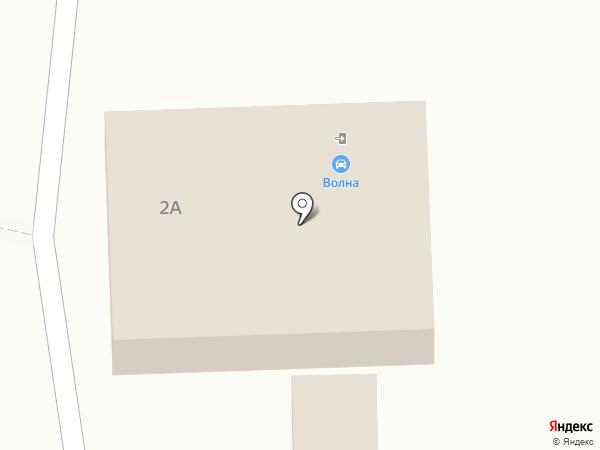 Волна на карте Калуги