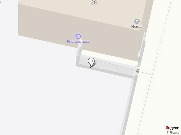 Росгосстрах, ПАО на карте Калуги