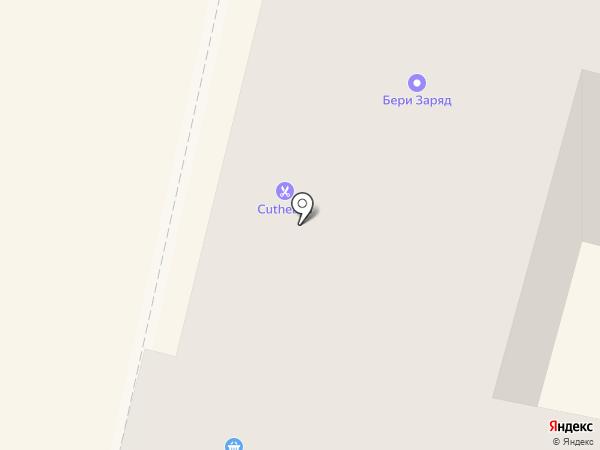 Центр встроенной мебели на карте Калуги