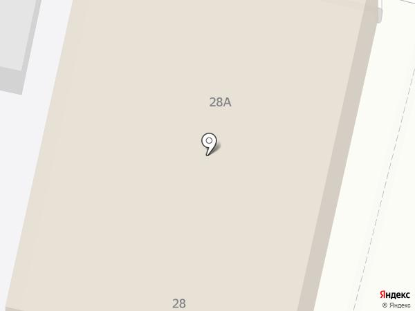Белка и Стрелка на карте Калуги