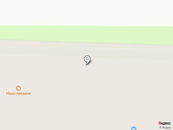 Киоск по продаже кондитерских изделий на карте Калуги