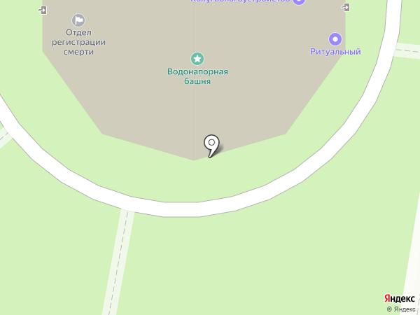 ЗАГС г. Калуги на карте Калуги